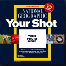Your Shot Cover
