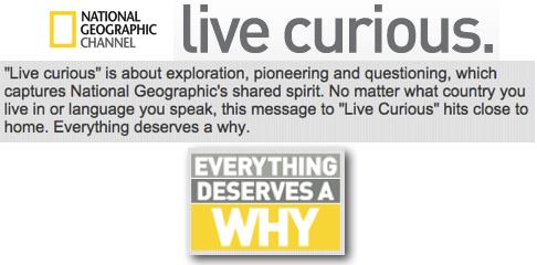LiveCurious EverythingWhy
