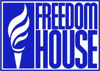 FreedomHouse logo Charities for International Democracy