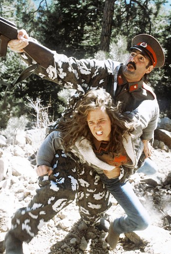 Red Dawn Lea Thompson 1984 version
