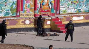 Tibet man detained on ground 300x168