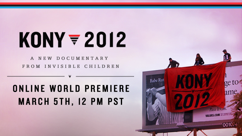 KONY2012 billboard