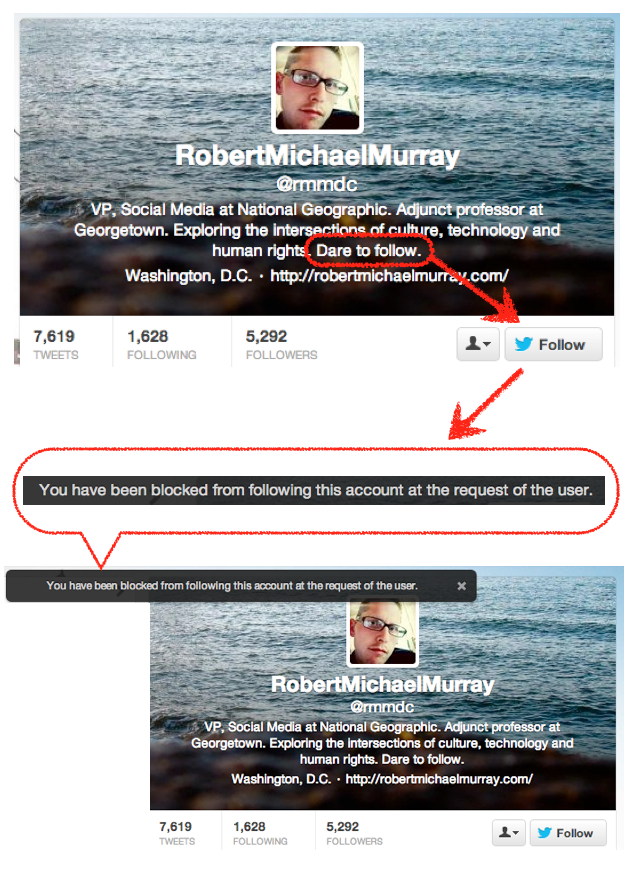 robert michael murray rmmdc twitter dare follow not