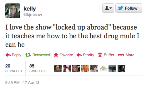 kelly-twitter-locked-up-abroad-drug-mule