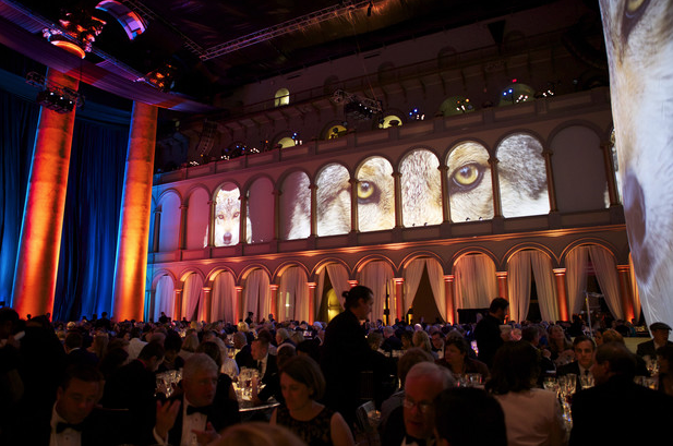 NGS gala at National Building Museum