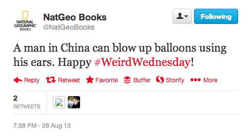 NatGeo Books China man balloon Twitter
