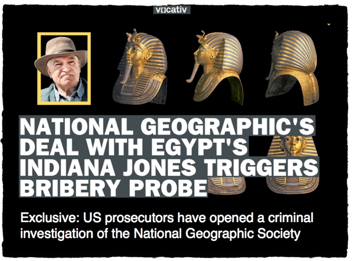 National Geographic bribery probe vocativ